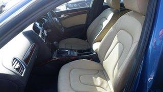 2009 Audi A4 B8 8K MY10 Multitronic Blue 8 Speed Constant Variable Sedan