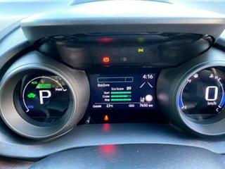 2020 Toyota Yaris Cross MXPJ10R Urban 2WD Blue 1 Speed Constant Variable Wagon Hybrid