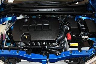 2017 Toyota Corolla ZRE182R Ascent Sport S-CVT Blue Gem 7 Speed Constant Variable Hatchback