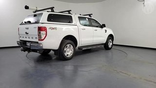 2018 Ford Ranger PX MkII MY18 XLT 3.2 (4x4) White 6 Speed Automatic Double Cab Pick Up