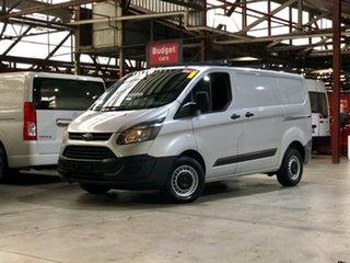 2014 Ford Transit Custom VN 290S Low Roof SWB Silver 6 Speed Manual Van.
