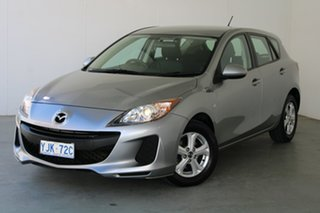 2012 Mazda 3 BL10F2 MY13 Neo Activematic 5 Speed Sports Automatic Hatchback