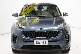 2018 Kia Sportage QL MY18 Si 2WD Blue 6 Speed Sports Automatic Wagon.
