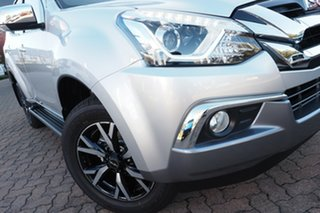2021 Isuzu MU-X MY19 LS-T Rev-Tronic Titanium Silver 6 Speed Sports Automatic Wagon.