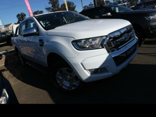 Used Ford Ranger Kingswood, Ford 2017 DOUBLE PU XLT . 3.2D 6A 4X2 H