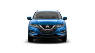 2021 Nissan Qashqai J11 Series 3 MY20 ST-L X-tronic Vivid Blue 1 Speed Constant Variable Wagon