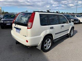 2003 Nissan X-Trail T30 ST (4x4) White 4 Speed Automatic Wagon