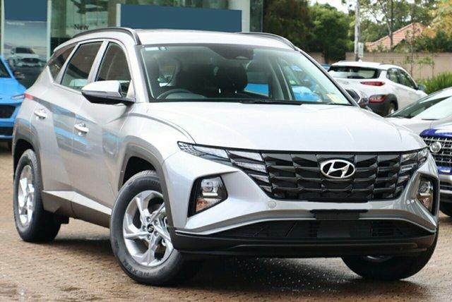 New Hyundai Tucson NX4.V1 MY22 2WD Burnie, 2021 Hyundai Tucson NX4.V1 MY22 2WD Buran Silver 6 Speed Automatic Wagon