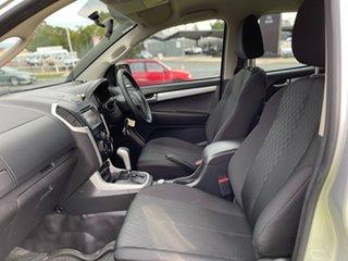 2017 Isuzu D-MAX MY17 LS-M Crew Cab Silver 6 Speed Sports Automatic Utility