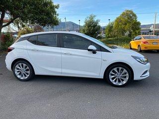 2019 Holden Astra BK MY19 R Summit White 6 Speed Manual Hatchback.