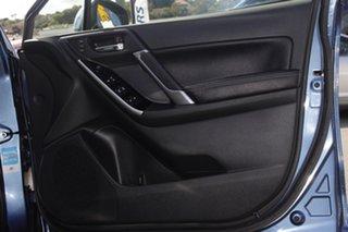 2017 Subaru Forester S4 MY17 2.5i-S CVT AWD Quartz Blue 6 Speed Constant Variable Wagon
