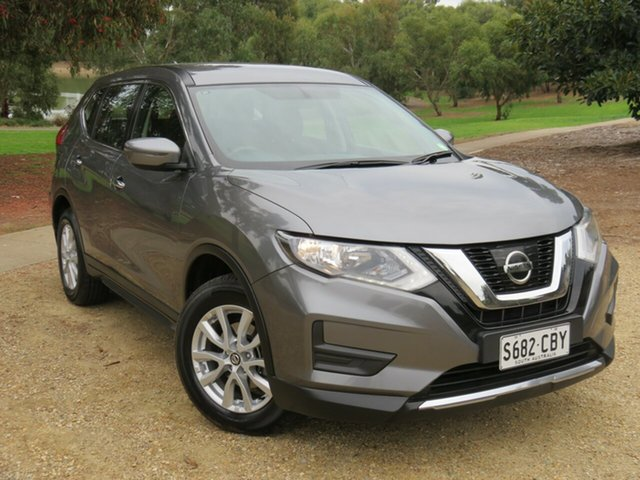 Used Nissan X-Trail T32 Series II ST X-tronic 4WD Morphett Vale, 2017 Nissan X-Trail T32 Series II ST X-tronic 4WD Grey 7 Speed Constant Variable Wagon
