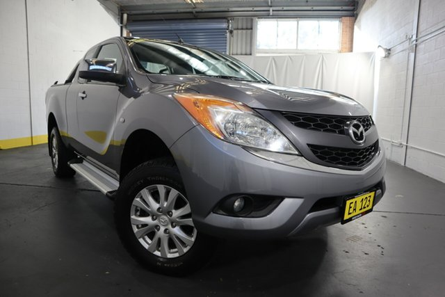 Used Mazda BT-50 UP0YF1 XTR Freestyle Castle Hill, 2013 Mazda BT-50 UP0YF1 XTR Freestyle Grey 6 Speed Manual Utility