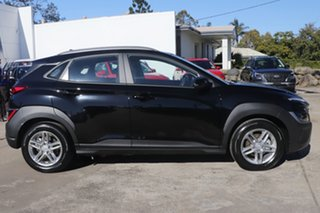 2021 Hyundai Kona Os.v4 MY21 2WD Phantom Black 8 Speed Constant Variable Wagon