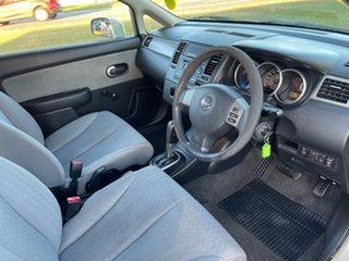 2008 Nissan Tiida C11 MY07 ST Gold 4 Speed Automatic Sedan