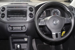 2014 Volkswagen Tiguan 5N MY14 132TSI DSG 4MOTION Pacific Black 7 Speed Sports Automatic Dual Clutch