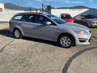 2012 Ford Mondeo MC LX PwrShift TDCi Grey 6 Speed Sports Automatic Dual Clutch Wagon.