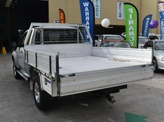 2009 Mazda BT-50 09 Upgrade Boss B3000 Freestyle DX+ (4x4) Silver 5 Speed Manual Cab Chassis