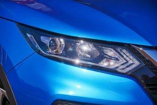2020 Nissan Qashqai J11 Series 3 MY20 ST X-tronic Blue 1 Speed Constant Variable Wagon.