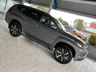 2018 Mitsubishi Pajero Sport GLS Silver Sports Automatic Wagon