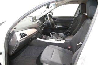 2013 BMW 116i F20 White 8 Speed Automatic Hatchback