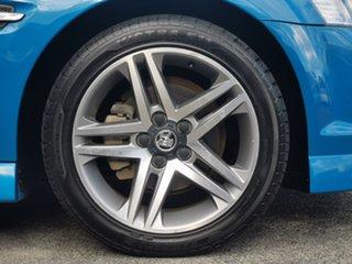 2012 Holden Commodore VE II MY12.5 SV6 Blue 6 Speed Sports Automatic Sedan.