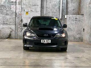 2013 Subaru Impreza G3 MY13 WRX AWD Grey 5 Speed Manual Hatchback.
