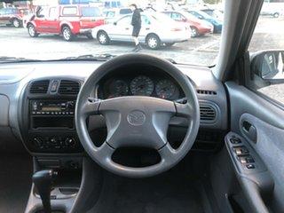 1998 Mazda 323 BJ Astina White 4 Speed Automatic Hatchback
