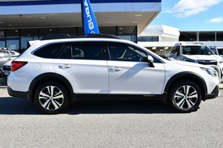 2020 Subaru Outback B6A MY20 2.5i CVT AWD Premium Crystal White 7 Speed Constant Variable Wagon