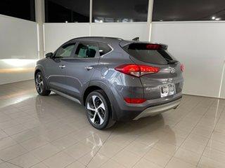 2016 Hyundai Tucson TLe MY17 Highlander AWD Grey 6 Speed Sports Automatic Wagon.
