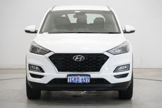 2018 Hyundai Tucson TL3 MY19 Active X 2WD Pure White 6 Speed Manual Wagon.