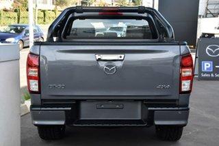 2021 Mazda BT-50 TFS40J Thunder Grey 6 Speed Sports Automatic Utility.