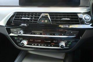 2017 BMW 5 Series G30 530i Steptronic M Sport White 8 Speed Sports Automatic Sedan