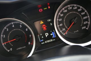 2014 Mitsubishi Lancer CJ MY15 XLS Red 6 Speed Constant Variable Sedan