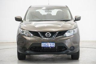 2015 Nissan Qashqai J11 ST Bronze 1 Speed Constant Variable Wagon.