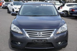2013 Nissan Pulsar B17 TI Grey 1 Speed Constant Variable Sedan.