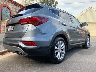 2017 Hyundai Santa Fe DM3 MY17 Elite Titanium Silver 6 Speed Sports Automatic Wagon.