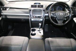 2017 Toyota Camry AVV50R MY16 Atara S Hybrid Silver Continuous Variable Sedan