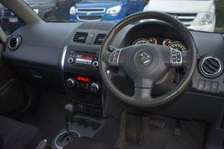 2011 Suzuki SX4 GYA MY10 S Black/Grey 6 Speed Constant Variable Hatchback