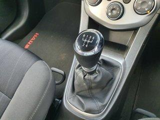 2017 Holden Barina TM MY17 LS Red 5 Speed Manual Hatchback