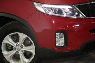 2013 Kia Sorento XM MY14 Si 4WD Red 6 Speed Sports Automatic Wagon.