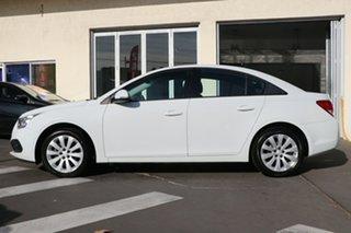 2016 Holden Cruze JH Series II MY16 Equipe White 6 Speed Sports Automatic Sedan