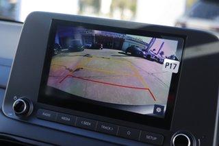 2021 Hyundai Kona Os.v4 MY21 2WD Black 8 Speed Constant Variable Wagon