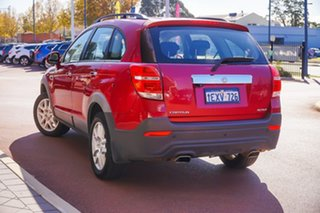 2015 Holden Captiva CG MY15 7 Active Red 6 Speed Sports Automatic Wagon
