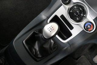 2012 Ford Fiesta WT CL Orange 5 Speed Manual Hatchback