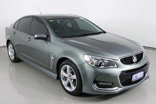 2015 Holden Commodore VF II SV6 Grey 6 Speed Automatic Sedan.