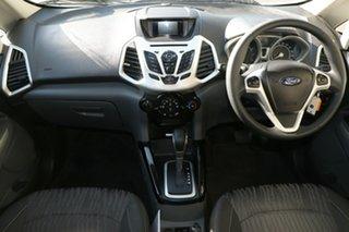 2016 Ford Ecosport BK Trend PwrShift Silver 6 Speed Sports Automatic Dual Clutch Wagon