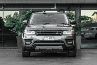 2013 Land Rover Range Rover Sport L494 MY14 SE Grey 8 Speed Sports Automatic Wagon.
