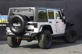 2013 Jeep Wrangler JK MY2013 Unlimited Rubicon 10th Anniversary White 5 Speed Automatic Softtop