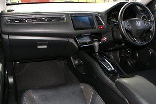 2015 Honda HR-V MY15 VTi-L Black 1 Speed Constant Variable Hatchback